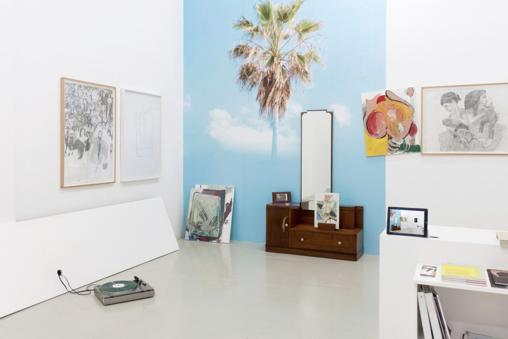 Twenty Two, group show, installation view, Tempo Rubato, 2015